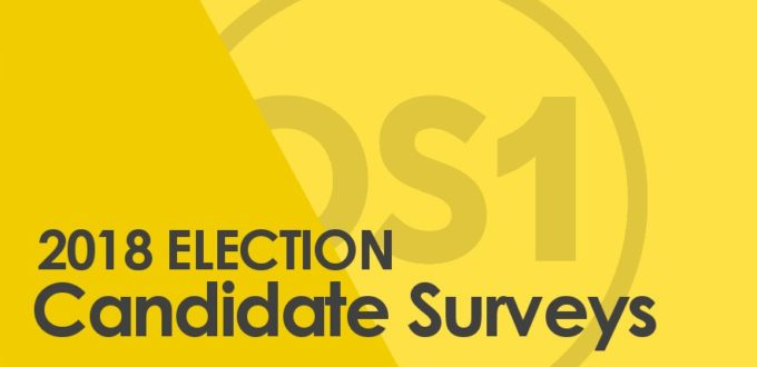 2018 Election Candidate Surveys